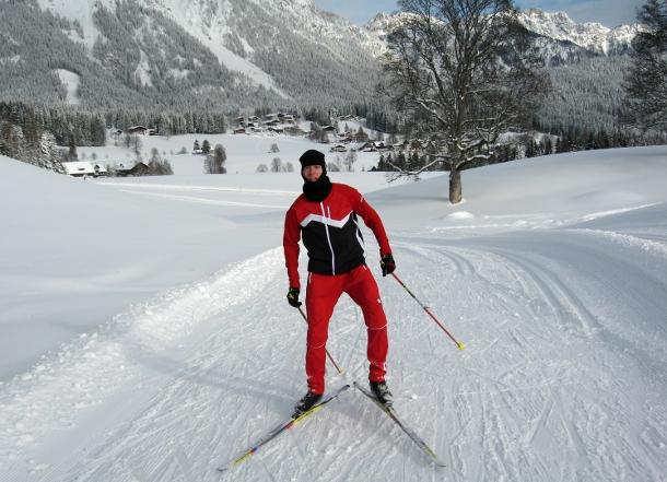 Carsten Schlangen Skilanglauf Skating Ramsau am Dachstein