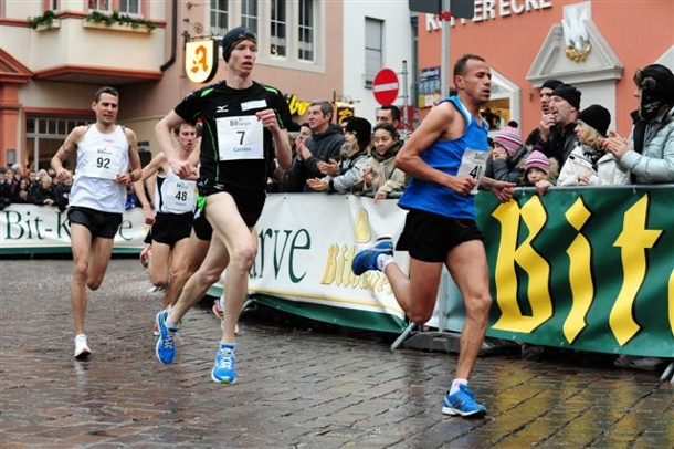 Carsten Schlangen - Silvesterlauf Trier 2011
