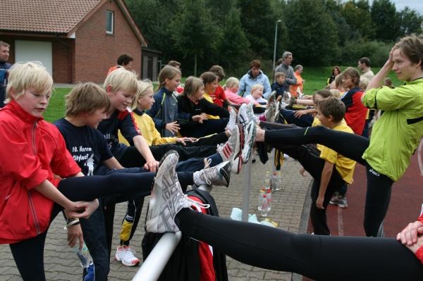 Kinder und Jugendtraining in Meppen