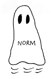 Norm - Illustration Norman Palm