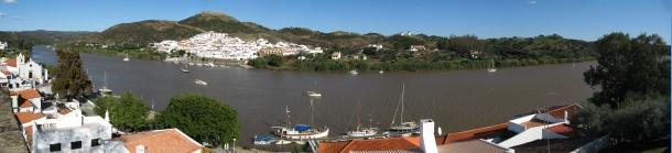 Panorama Alcoutim Portugal