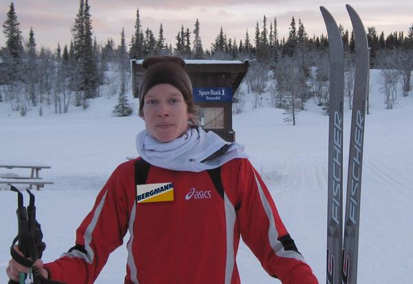 Skitrainingslager Kuusamo Finnland 2007 - Vorbericht