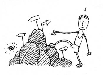 Steine auf dem Weg nach Peking - Ein Blogbeitrag von Carsten Schlangen Bild:Norman Palm