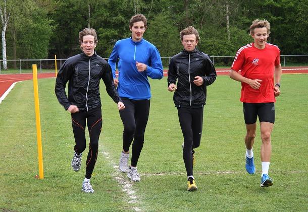 Trainingslager Malente - Bericht Sportforum
