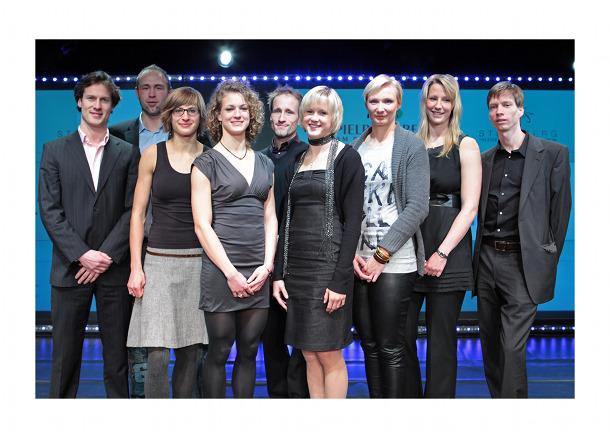 Team Berlin Abend Spielbank 2010 - Das Team Berlin 2010