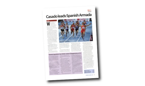 Athletics Weekly 20100805