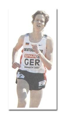 Berliner Morgenpost - Späteinsteiger mit großen Ambitionen Bild: PA/Simon