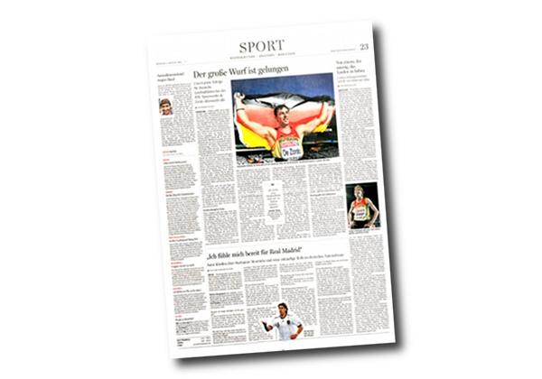 Berliner Morgenpost - Carsten Schlangen - Von einem der auszog, das Laufen zu lieben