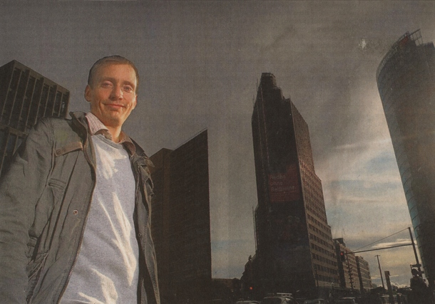 Berlin Zeitung - Magazin - Die Unentschiedenen - Ingmar Geiger