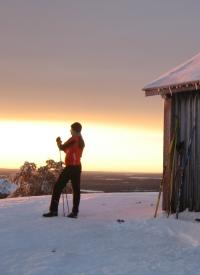 Skitrainingslager Kuusamo Bericht Leichtathletik.de - Bild:03 Carsten Schlangen