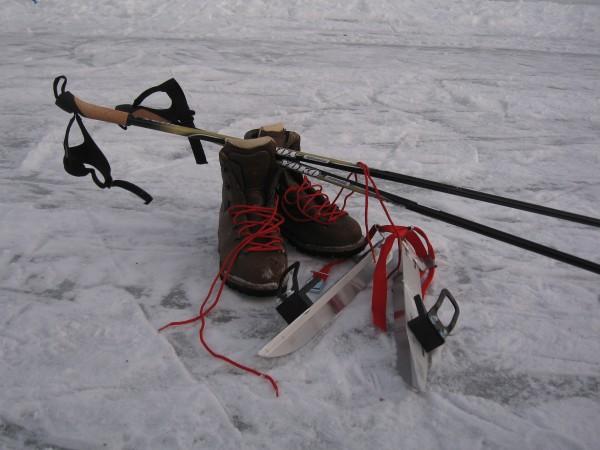 Tourskating Ausrüstung - ICEWAY Finland