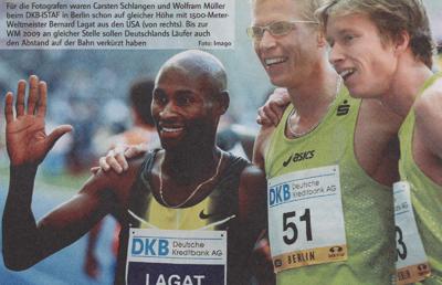 Auf der Suche nach den schnellsten Deutschen - Bild: Imago