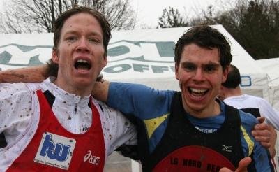 Meppener Tagespost - Meistertitel bei Schneematsch im Crosslauf - Bild