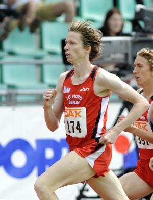 Carsten Schlangen bei den Deutschen Meisterschaften in Ulm